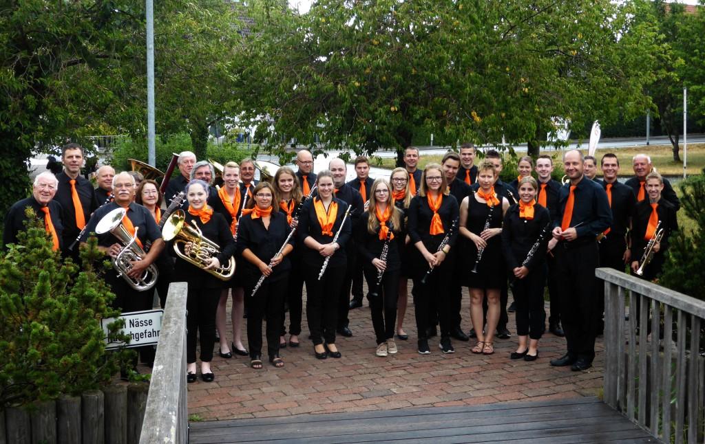 Das Hauptorchester 2015