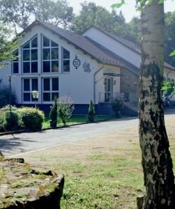 Aussenansicht Vereinsheim